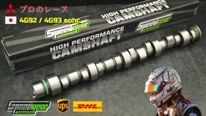 SPEEDGEAR Racing Sport Camshaft 294/294 Cam Gear 4G92 4G93 SOHC