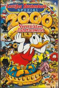 LTB Spezial Band 4: Verrücktes Jahrtausend (Ehapa, 1. Auflage 1999) Z 1-