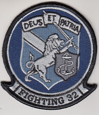 VFA-32 SWORDSMEN COMMAND NWU CHEST PATCH