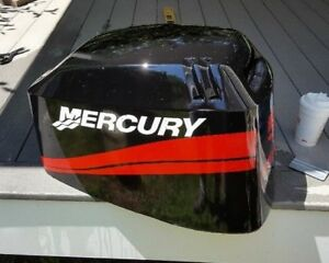 Mercury Outboard decals stickers Marine Vinyl set  25 - 90 hp Free USA Shipping
