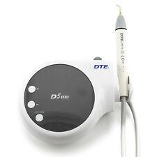 Dental Woodpecker Dte D5 Led Ultrasonic Piezo Scaler Black