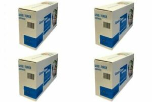 4 x Black Toner Cartridge TK-5270K Compatible For Kyocera Ecosys M6230cidn