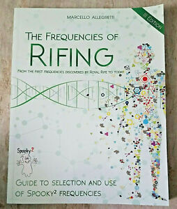 The Frequencies of Rifing Rife Frequency Therapy Holistic Health Book Allegretti