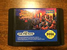 Double Dragon 3: The Arcade Game Sega Genesis Tested Cartridge - Retro Gaming SG