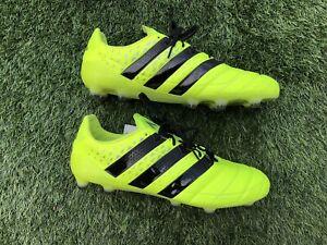 BNIB Adidas Ace 16.1 Leather FG Football Boots. Size 11 UK.