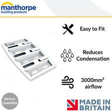Manthorpe Felt Lap Vent | Roof Loft Ventilation | Cures Loft Condensation | G630