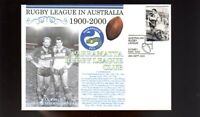PARRAMATTA EELS 1900-2000 RUGBY COVER, RAY PRICE
