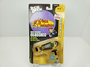 "Tech Deck 96mm "" World Industries "" Classic Boards K*B Exclusive Item #3576B"