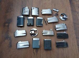 Vintage Ronson lighters - spares,repairs?;Varaflame....