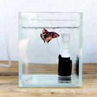 1x Aquarium Filter Fish Tank Super Mute Small Pneumatic Filter Purification Tool