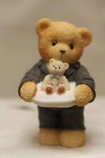 Cherished Teddies -Wedding Bear – Ring Bearer – 476382 – NIB – 1998