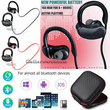 Universal Bluetooth Earphones For iPhone Android Samsung LG HTC Wireless Earbuds