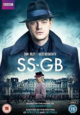 SS-GB – TV MiniSeries DVD BBC Period Drama Thriller