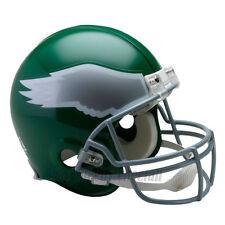 PHILADELPHIA EAGLES 74-95 THROWBACK NFL AUTHENTIC FOOTBALL HELMET