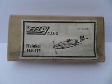 Veeday Vintage Modelo Kit Heinkel S.E. 112