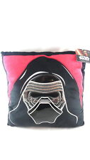 (1) STAR WARS The Force Awakens Throw Pillow Bedding NEW WITH TAGS