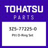 3Z5-77225-0 Tohatsu Ptt o-ring set 3Z5772250, New Genuine OEM Part