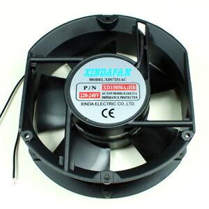 Luefter 230V Axiallüfter Ventilator 220V - 240V 172x150x50 mm
