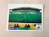 Panini FIFA World Cup 1998 WM Sticker Stadion Nr 13 Nantes Stade de la Beaujoire