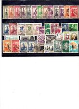 PORTUGAL- ANGOLA,1938-1972, USED, 40 Diferent Pcs., Cat.Value $ 33,50