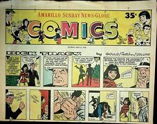 Amarillo Sunday News Globe Comics May 14 1978 Peanuts Dick Tracy 021220AME