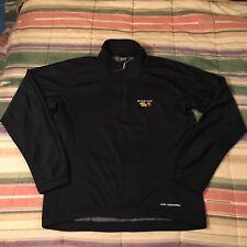 Mountain Hardware Gore Windstopper made Usa  1/4 Zip Layer Shirt Slim XL