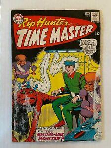 Rip Hunter...Time Master #25 Comic Book