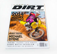 MotorCycle Magazine - Dirt Action - Issue 177 February 2014