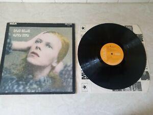 David bowie. hunky dory vinyl lp record