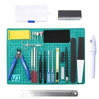 Aussel Gundam Model Tools Kit, Model Basic Tools Craft Set, Hobby Building Craft