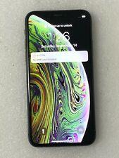 New listing Apple iPhone Xs A1920 64Gb Black Cdma + Gsm