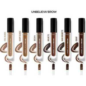 L'OREAL 'Unbelieva Brow' Longwear Waterproof Eyebrow Tint & Gel 6 Shades NEW IN!