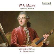 Kuijken - W.A. Mozart: The Violin Sonatas [CD]