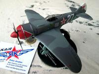 Lavochkin La - 7 Aircraft CCCP  Лавочкин Ла-7 / YAKAiR / Metall 1:72 Fw-190