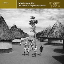 Explorer Series Africa: Music from the Nonesuch by Various Artists (CD) Free Mai