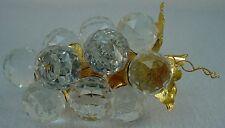 Swarovski crystal Large Grapes 7550 030 015 pattern Limited Edition Rare