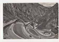 Gotthardstrasse Schoellenen Switzerland Vintage RP Postcard 230a