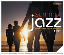 Summer Jazz 3 CD Finest Smooth Music - New & Sealed