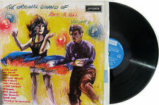 Rockabilly The ORIGINAL SOUND of ROCK & ROLL LP London Bobby Fuller Penguins