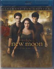 TWILIGHT SAGA NEW MOON (Blu-ray, 2010, Ultimate Fan Edition)