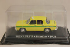1/43 IXO Altaya TAXI RENAULT 8 - Bamako - 1970 Car/ Automobile