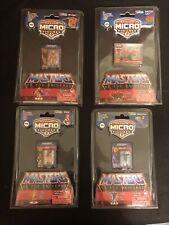 Worlds Smallest Masters of the Universe MOTU Skeletor He-Man Battle Cat Teela