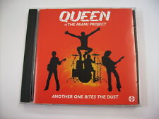 QUEEN VS MIAMI PROJECT - ANOTHER ONE BITES THE DUST - CD SINGLE BRAND NEW 2007