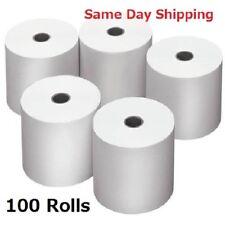 SYDNEY AREA ONLY! 100 Rolls 80x80mm Thermal Paper Cash Register Receipt Roll