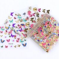 Nail Stickers  Art 30  Styles 3 Sheet LOT  stickers FREE Shipping + US SELLER