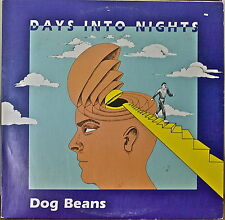 DOG BEANS: Days Into Night-NM198?LP w/LYRICS INSERT
