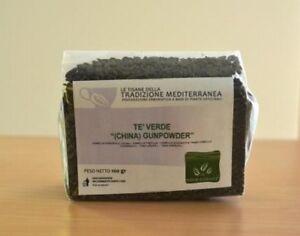 Tè Verde Gunpowder Confezione da 100 gr.