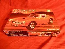 "1/24 AMT Ferrari 250 GT SWB Berlinetta # 8688 ""1989"" Molded in 4 Colors F/S Bags"