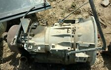 CHEVY 8.1 AUTO TRANSMISSION PULLED FROM A 2003 FREIGHTLINER MOTORHOME OEM 2003