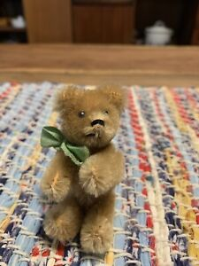 "Antique Schuco 3.5"" Tan Bear"